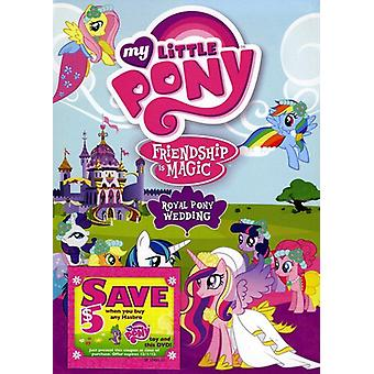 Royal Pony Wedding [DVD] USA import