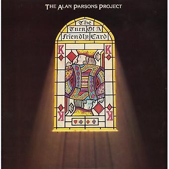 Alan Parsons Project - vänden av en vänlig kort [CD] USA import
