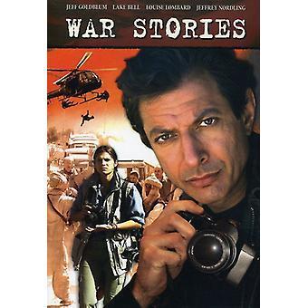 War Stories [DVD] USA importerer