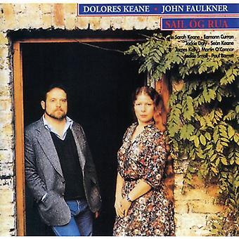 Keane/Faulkner - Segel Og Rua [CD] USA import