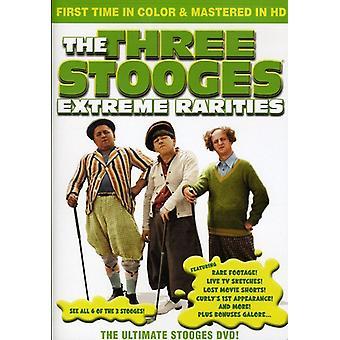 Three Stooges - ekstreme sjældenheder [DVD] USA importerer