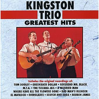 Kingston Trio - Greatest Hits CD] USA importerer