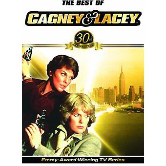 Cagney & Lacey: Bedste af [DVD] USA importerer