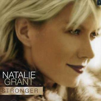 Natalie Grant - stærkere [CD] USA import