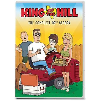 King of the Hill: The Complete 10th Season [DVD] USA import