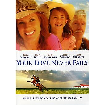Your Love Never Fails [DVD] USA import