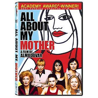 Alle über meine Mutter [DVD] USA import
