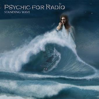 Psykiske for Radio - stående bølge [CD] USA import