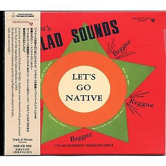 Gladdy Anderson/Lynn Taitt & Jets/Etc. - Glad lyde: Let's Go Native [CD] USA import