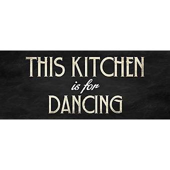 Печать плаката кухня Jace серый
