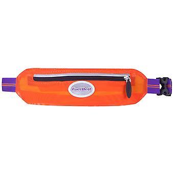 Fuel Belt Helium Super-Stretch Waistpack Gürteltasche - Orange Crush-Grape