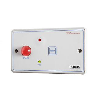 LED Robus Toilet Alarm Kit, Spare Reset Panel
