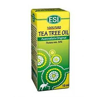 Trepatdiet Tea Tree Oil 100% 10ml.
