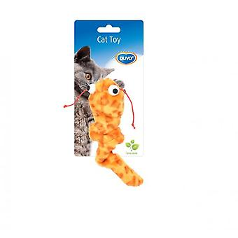 Duvo+ Interactive Cat Toy Insect 17 X 4.5 X 4 cm (Cats , Toys , Plush & Feather Toys)