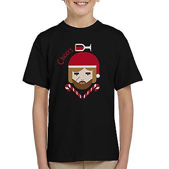Jubelropet Kids Tyrian Lannister spelet av troner jul T-Shirt