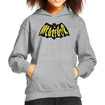 Conor Batgregor Batman Kid er hette Sweatshirt