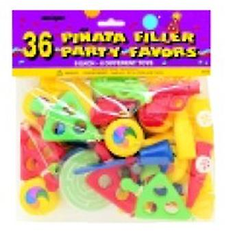 PINATA FILLER PARTY Toys (bag of 36)
