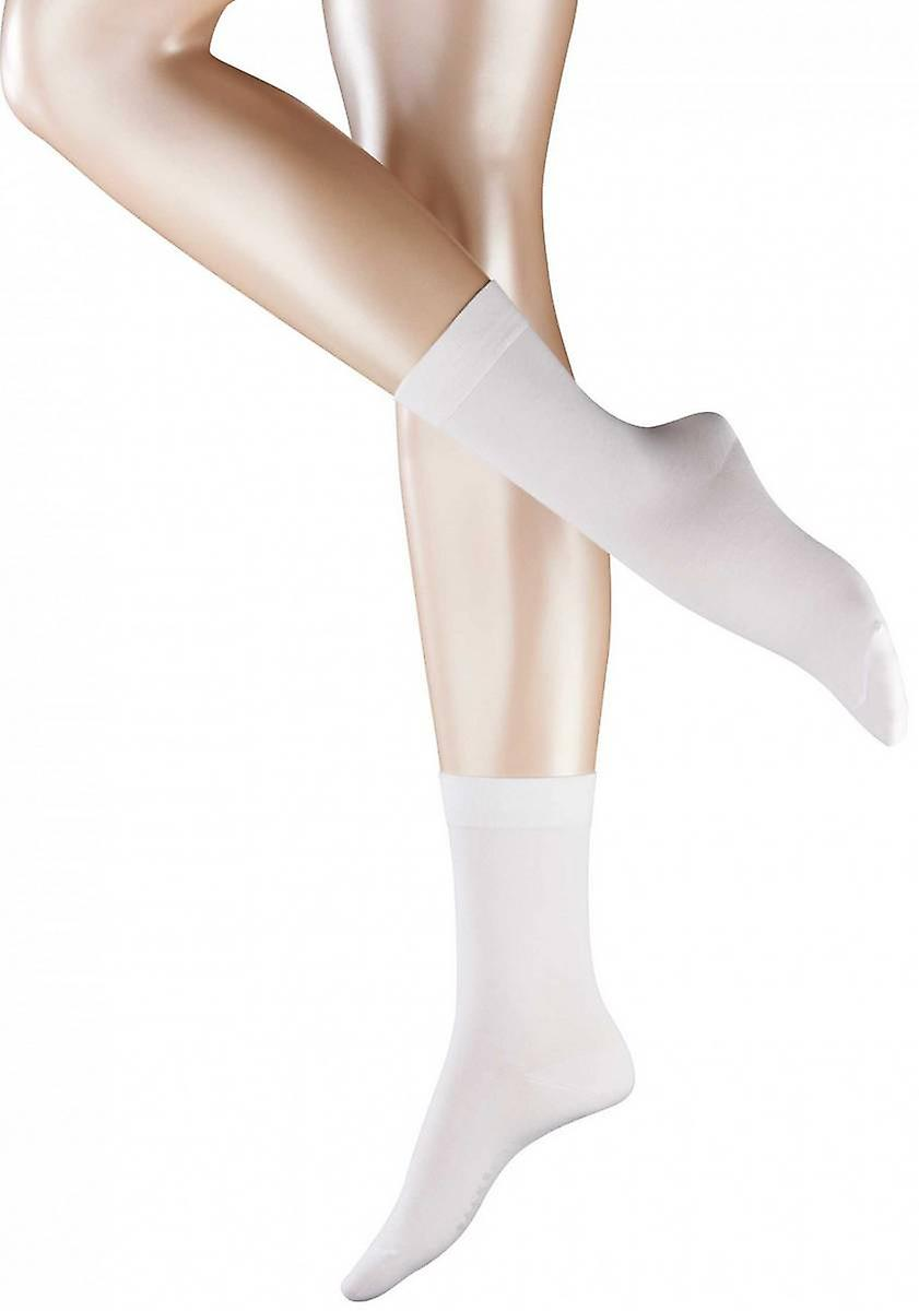 Falke Cotton Touch Socks - White
