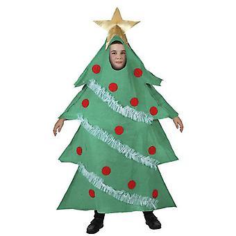 Børns kostumer Christmas tree kostume barn