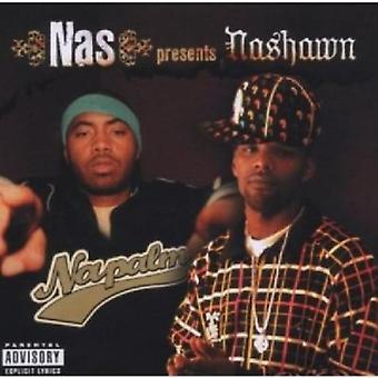 NAS Presents Nashawn - importer des USA de Napalm [CD]