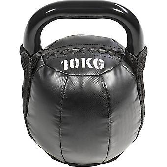 Kettlebell Leder 10 kg