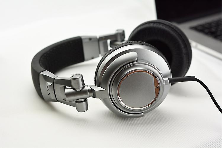 REYTID Noise Isolating Over-Ear Fully Adjustable Headphones Volume Control    Microphone 50mm Drivers Stereo 6f88cf44ae8b7
