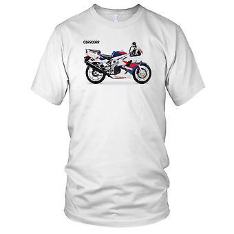 Honda Fireblade CBR900RR 90s Classic Motorbike Bike Mens T Shirt