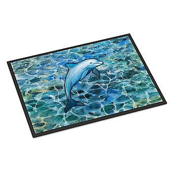 Carolines Treasures  BB5356JMAT Dolphin Indoor or Outdoor Mat 24x36