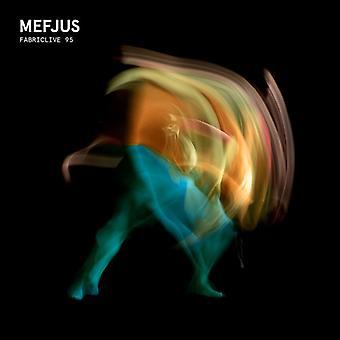 Mefjus - Fabriclive 95 [CD] USA importerer