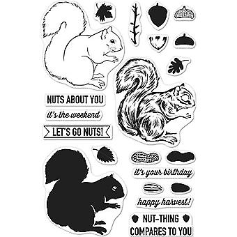 Hero Arts Cling Stamps 4