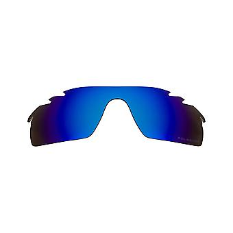 Replacement Lenses Compatible with OAKLEY VENTED RADAR PATH Polarized Blue