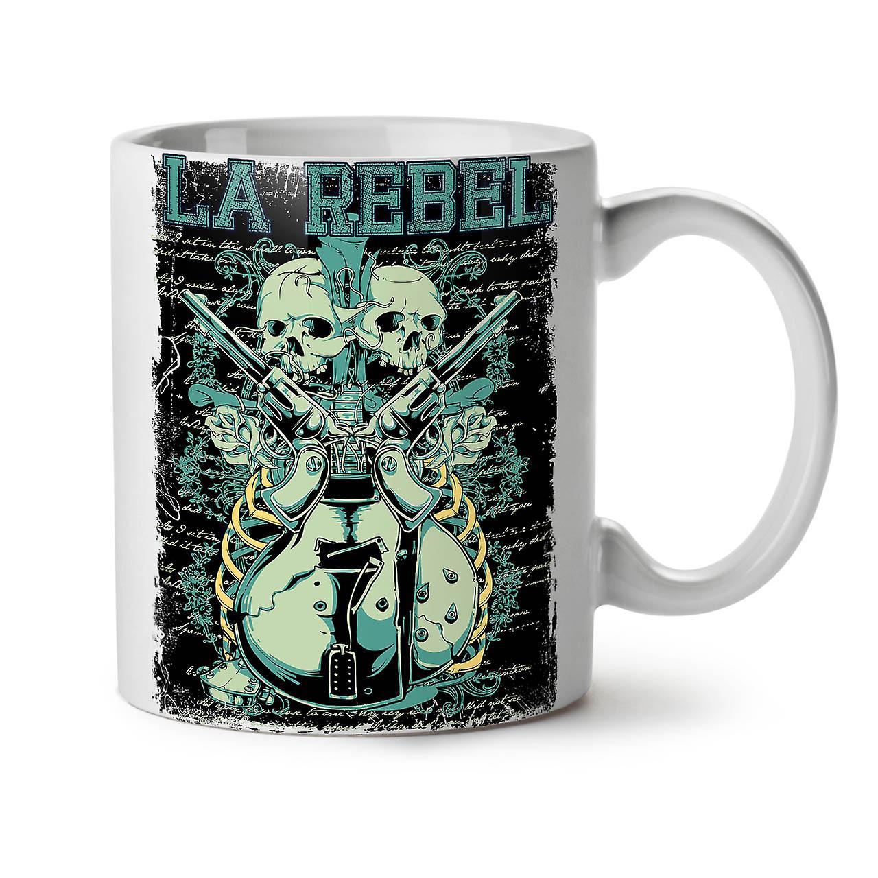 Rebelles Gun Café Tasse Thé Blanc OzWellcoda Mafia Nouveau Les Céramique 11 vN8wmn0