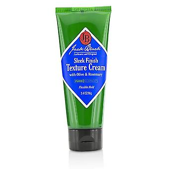 Jack Black Sleek Finish Texture Cream (Flexible Hold) - 96g/3.4oz