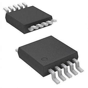 PMIC - DC/DC voltage regulator Texas Instruments TPS60210DGS Switched-capacitor voltage converter VSSOP 10