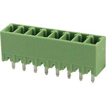 Socket enclosure - PCB Total number of pins 6 Degson 15EDGVC-3.5-06P-14-00AH Contact spacing: 3.5 mm 1 pc(s)