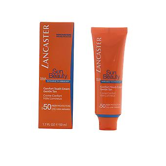 Lancaster Sun Beauty Comfort Touch Face Cream Spf50 50ml Unisex New