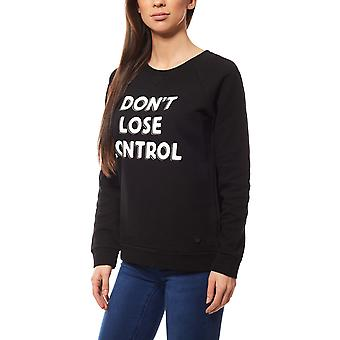 Lee core women's sweatshirt black