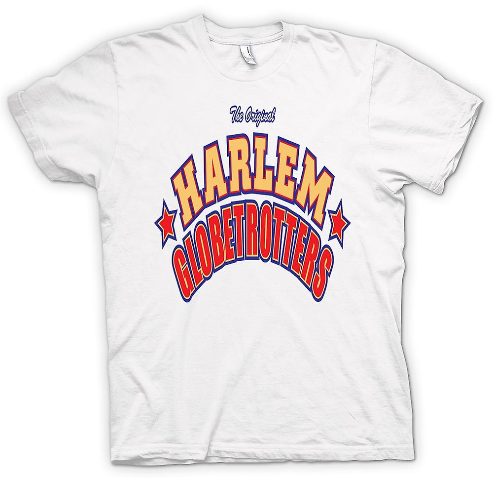 Womens T-shirt - Harlem Globetrotters - Basketball