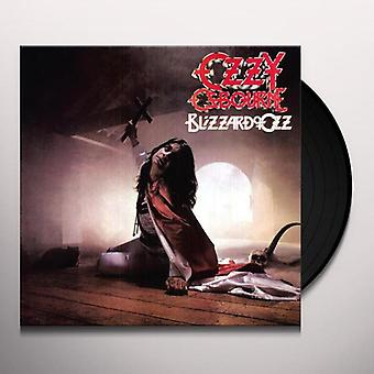Ozzy Osbourne - snöstorm av Ozz [Vinyl] USA import