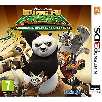 Kung Fu Panda Showdown of Legendary Legends (Nintendo 3DS)