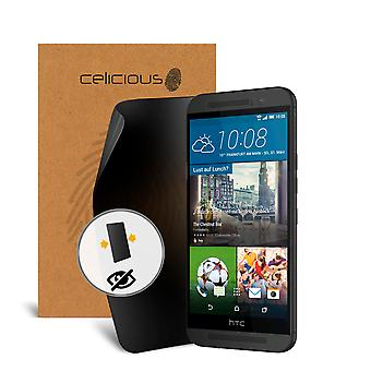 Celicious Privacy 2-Way Visual Black Out Screen Protector for HTC One E9