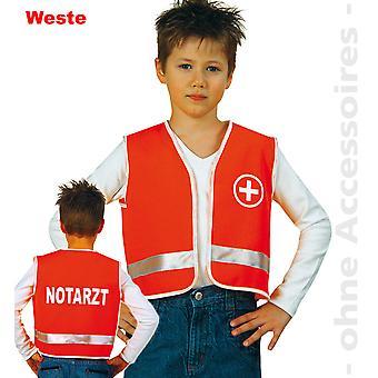 Children ambulance Medic doctor costume rescue child costume