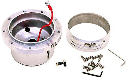 GT Perforhommece 10-6505 Steering Wheel Install Hub for Ford, Polished
