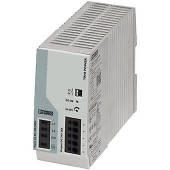 Phoenix Contact TRIO-PS-2G/3AC/24DC/20 Rail mounted PSU (DIN) 24 Vdc 20 A 480 W