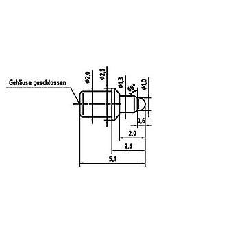 PTR 5099-D-2.0n-AU-1.0 C precisie test tip