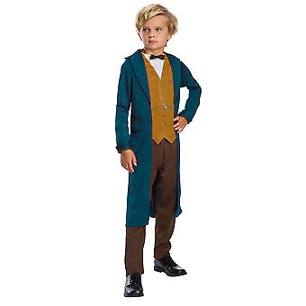 Newt Scamander Fantastic Beasts & Where to Find Them Harry Potter Boys Costume
