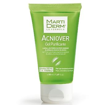 Martiderm Acniover Purifying Gel 200 ml (Cosmetics , Facial , Facial cleansers)