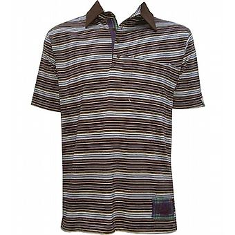 Farva Tobacco Polo Shirt