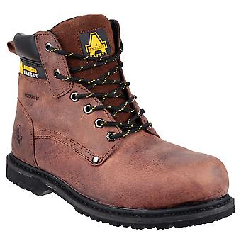 Amblers Mens FS145 Welted Steel Toe Waterproof Safety Boot S3-SRA