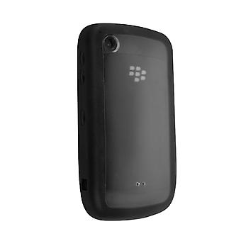 Technocel Hybrigel Case Cover for BlackBerry Curve 2 (Clear Black) - BB8530HGBK-Z